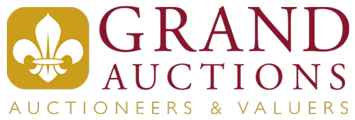 Grand Auctions Logo