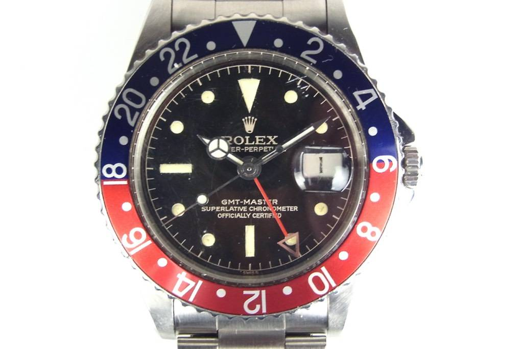 Rolex GMT-Master ref. 1675 dating from 1960 -  Image 1